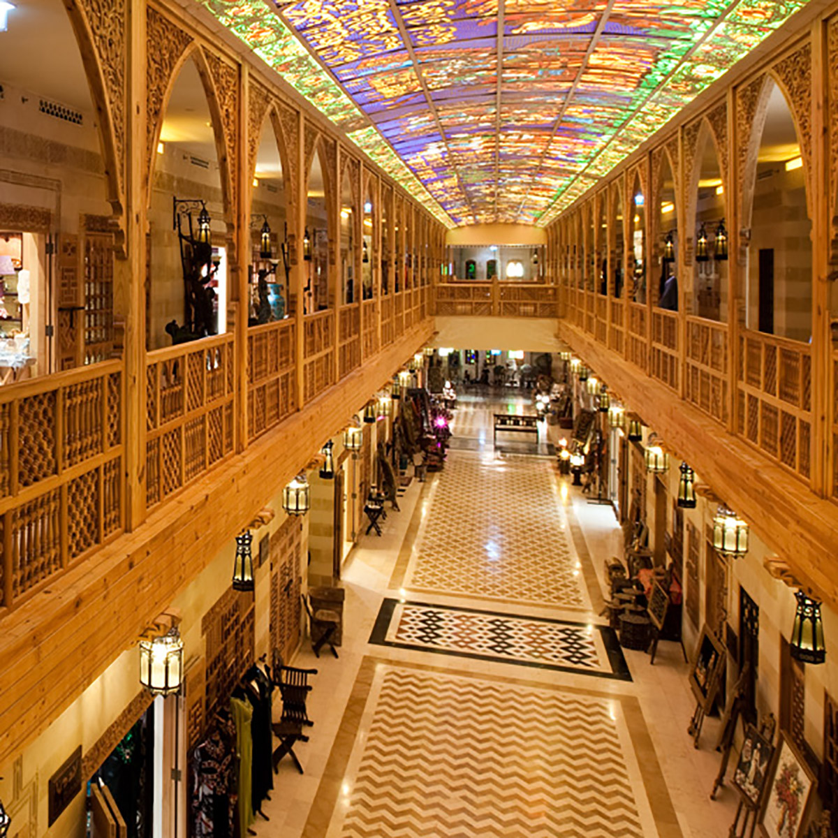 Light Shop Dubai Mall: Wafi City Mall